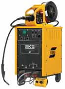 Esab Auto K 400 / 600 - Thyristorised Power Sources for MIG / MAG Welding