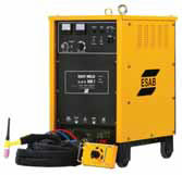 Esab EasyWeld SSR 400-T - Thyristorised Power Source for DC TIG and MMA